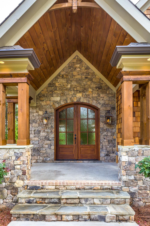 solid-mahogany-front-door