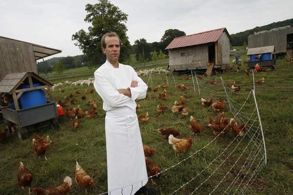 Photo from lohud.com of Dan Barber