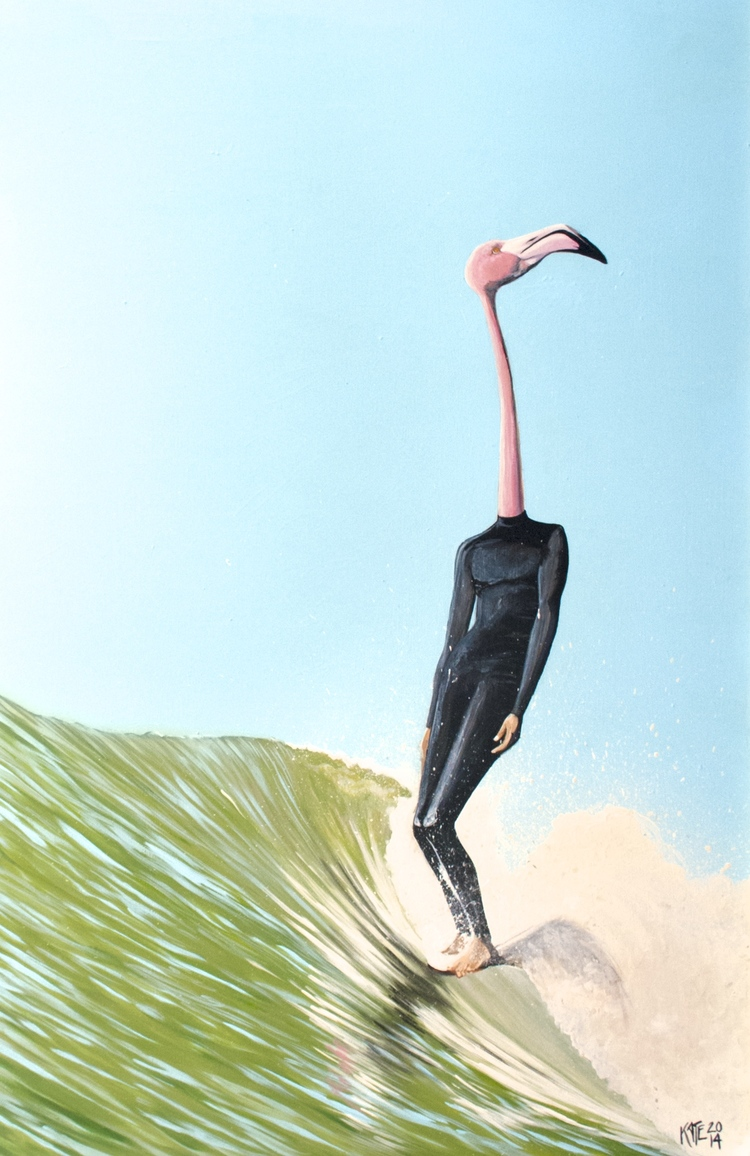Flamingo Shred (2014)