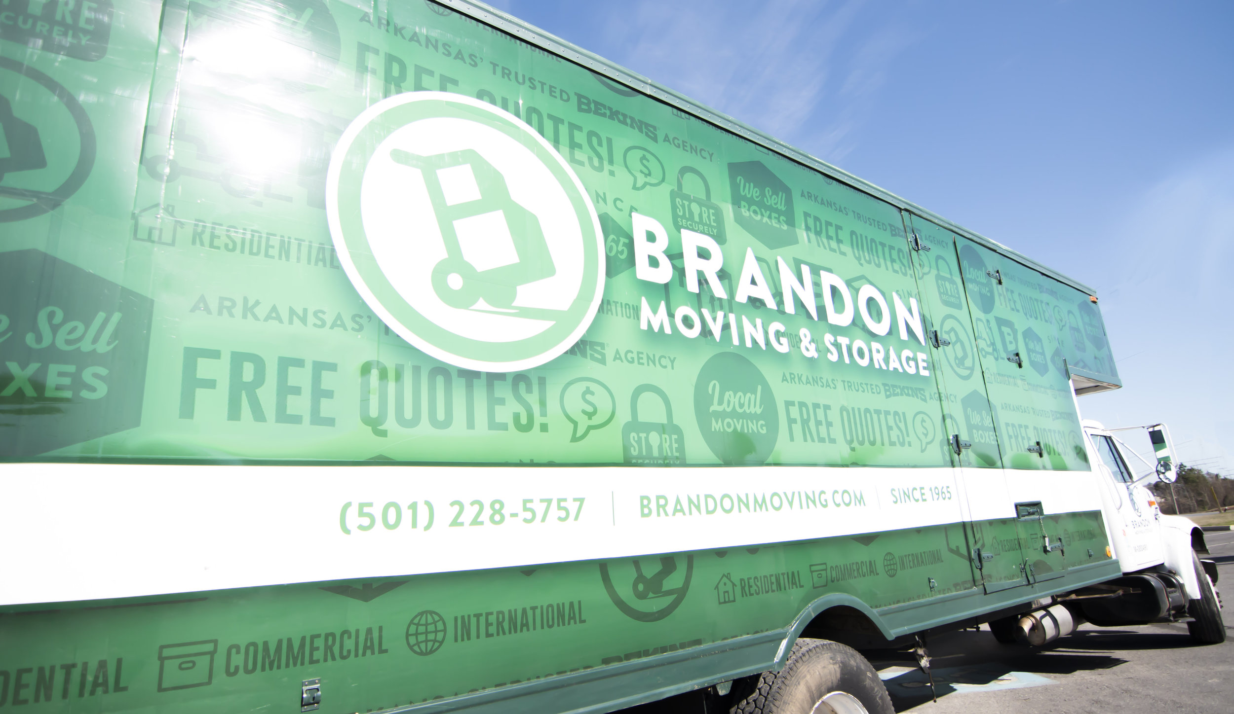 brandon-moving-and-storage-little-rock-maumelle-truck