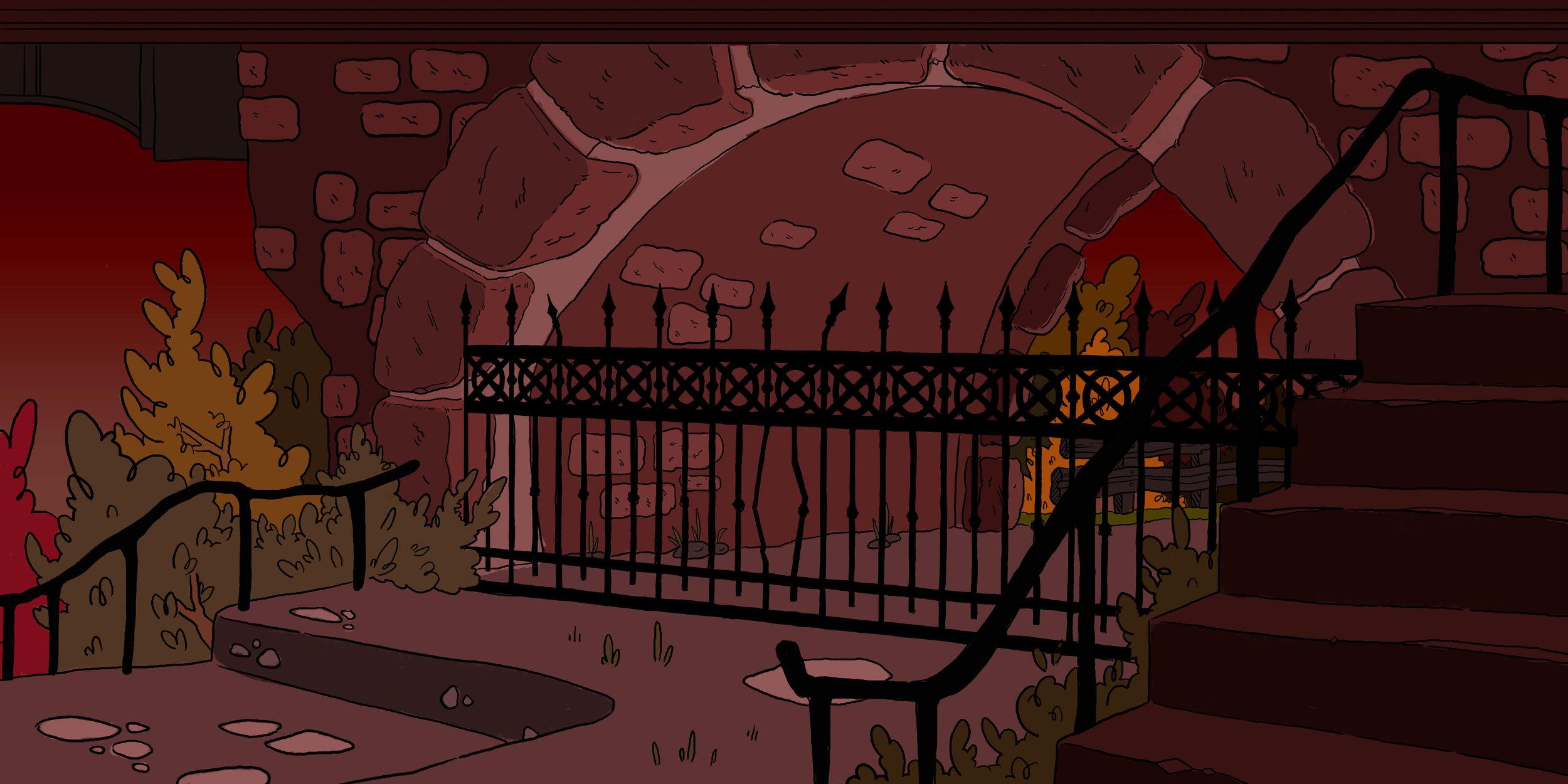 Enviornment Art - Gates of Hell.jpg