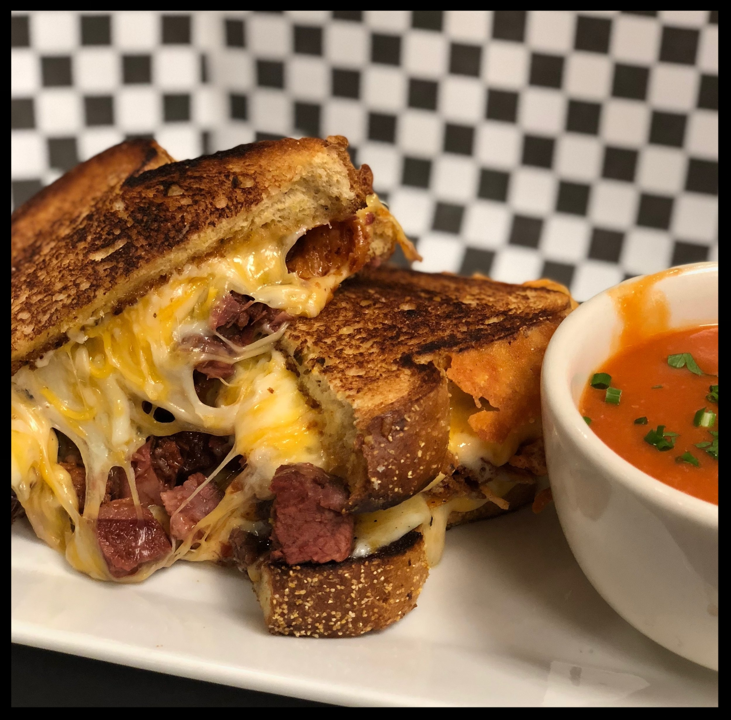 Sandwiches - Includes Fries or Tater Tots, Substitute Salad or Sweet Fries for $2