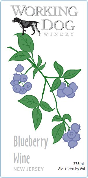 Blueberry - $10.99 (375 ml)