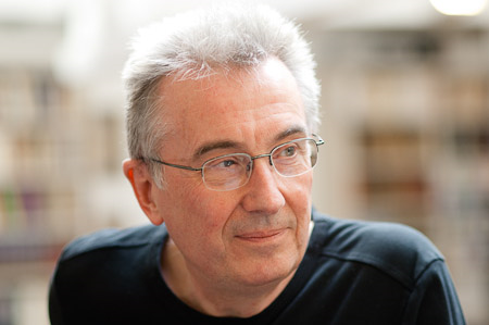 David Parry  conductor