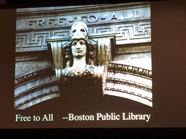 An inspiration for the Internet Archive