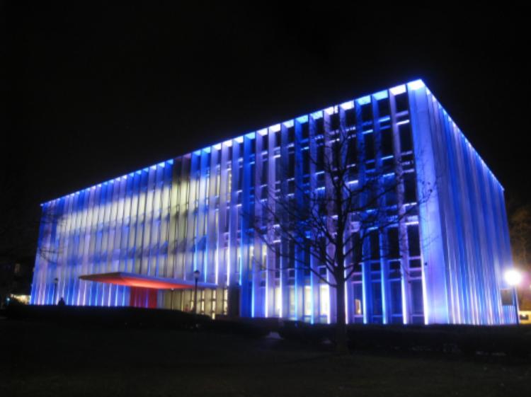 Hunt Library, Carnegie Mellon University