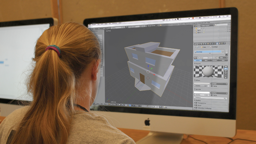 3D Animation Camp