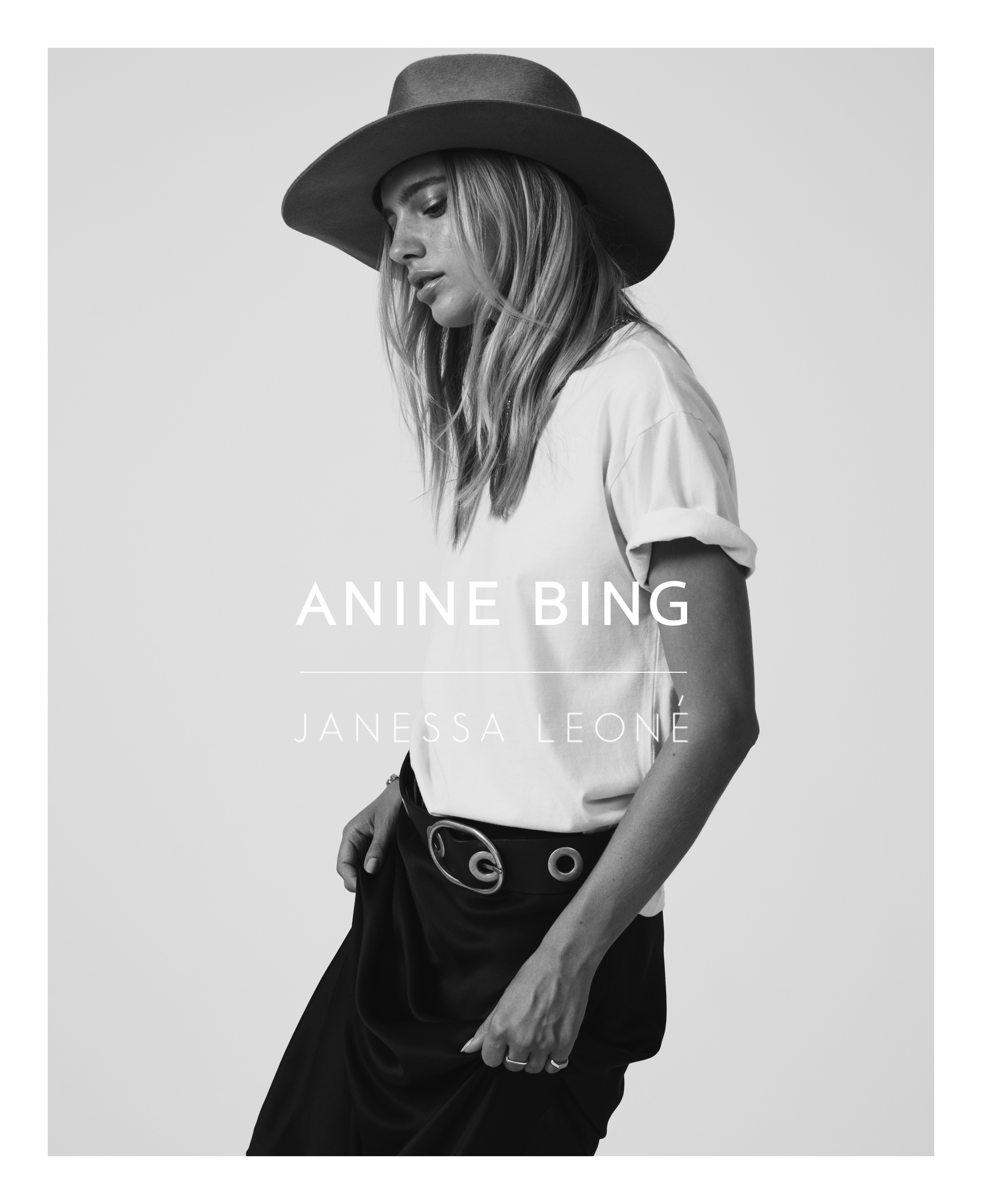 ANINE BING x