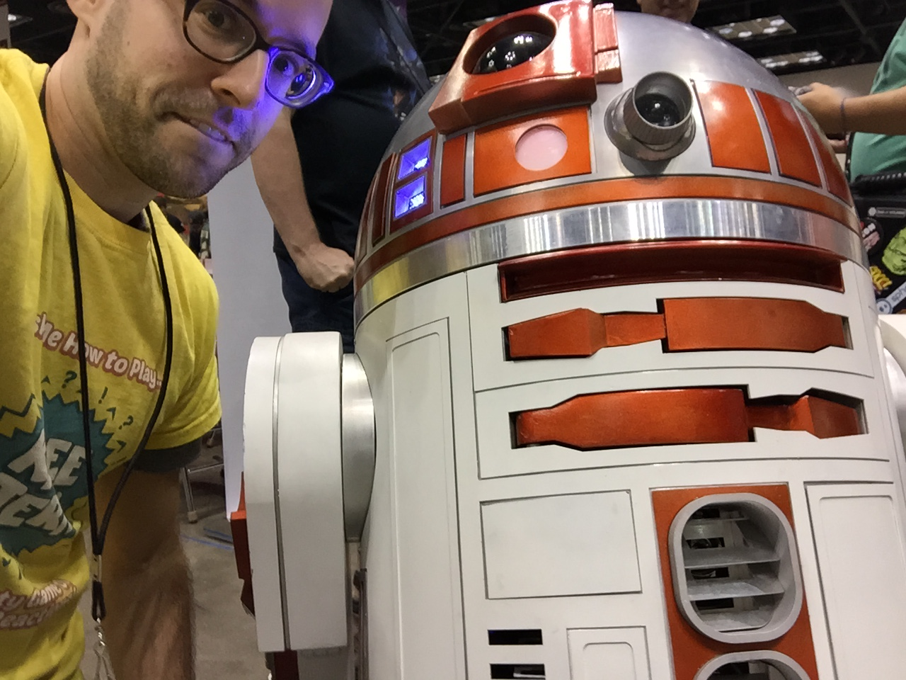 A fully functioning R2 unit!