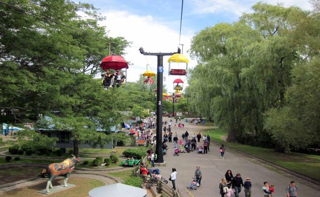 The Skyride Photo Credit:  www.toronto-travel-guide.com