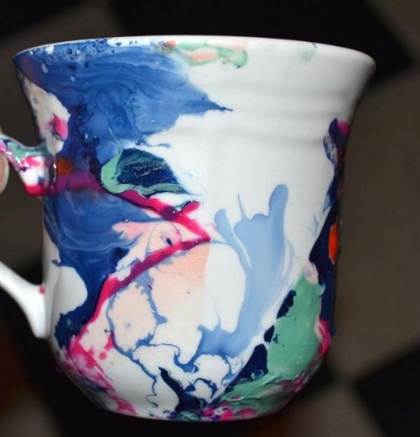 Coffee Mug Design Photo Credit: Michelle Somers