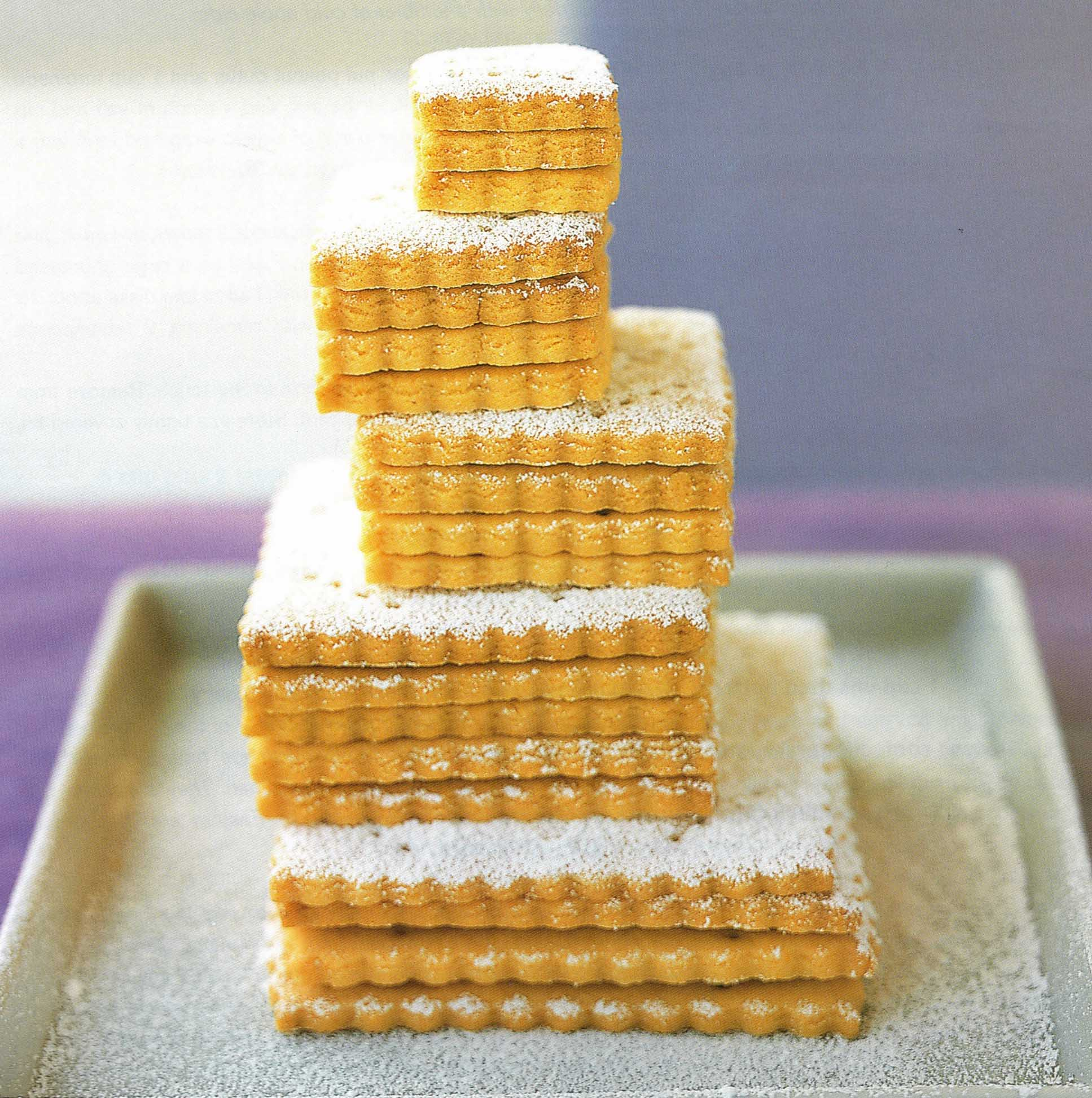 Chickpea Flour Cookies