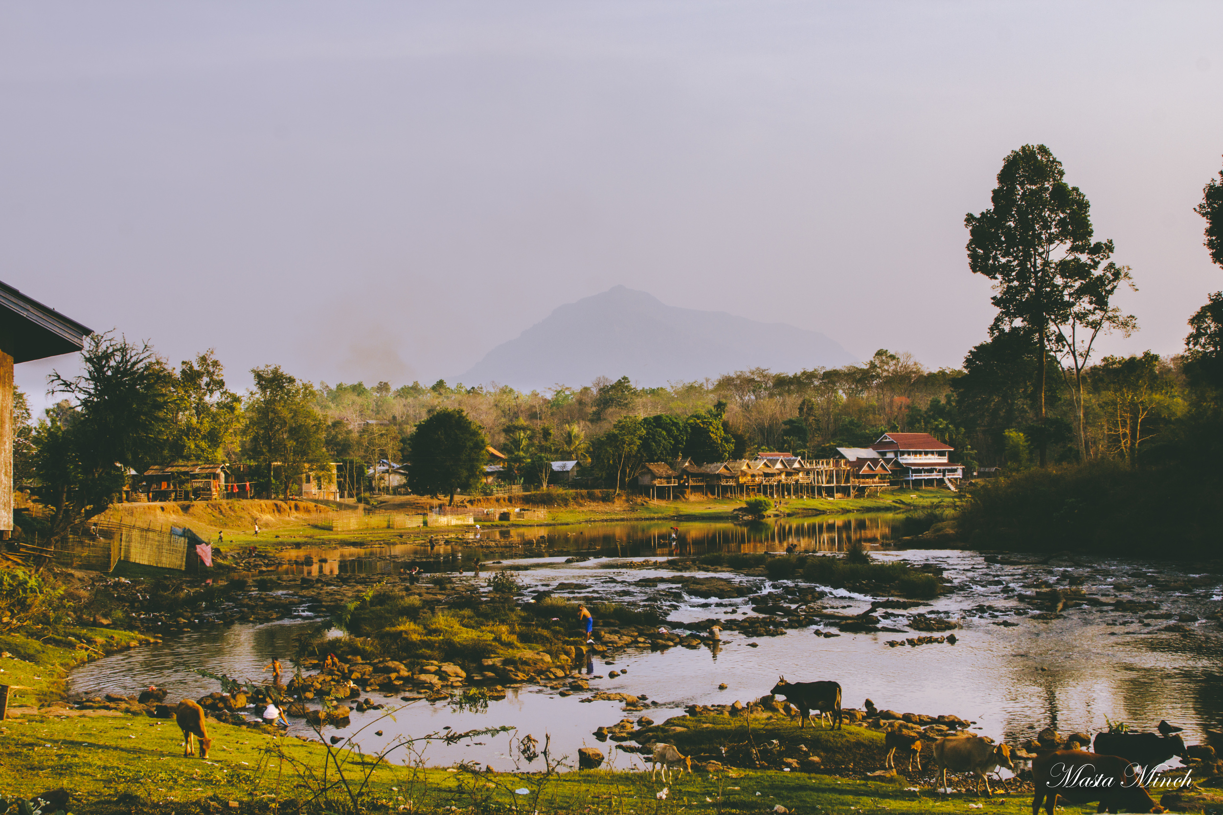 This shot here really just captured the beauty of Laos for me. Chill people and chill vibes.