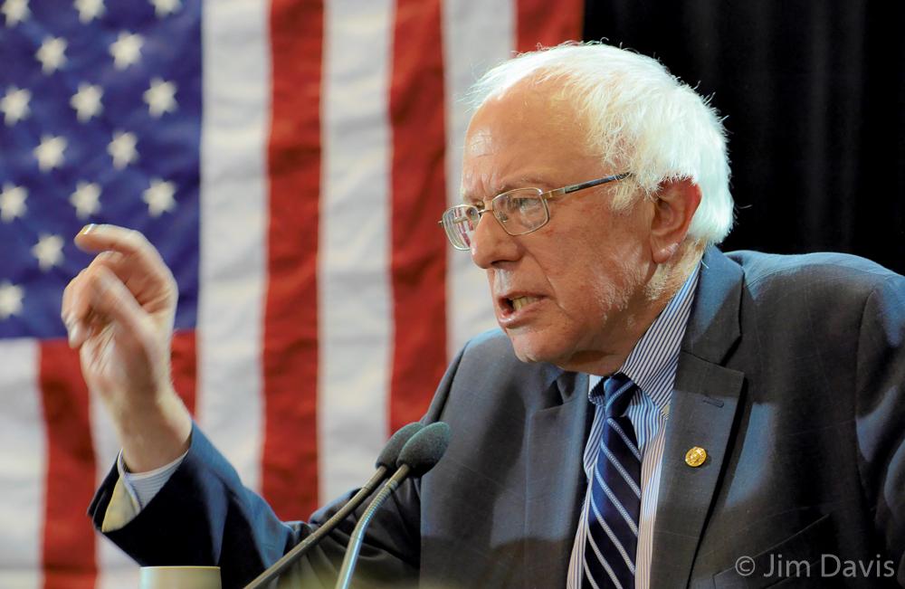 Sanator Bernie Sanders