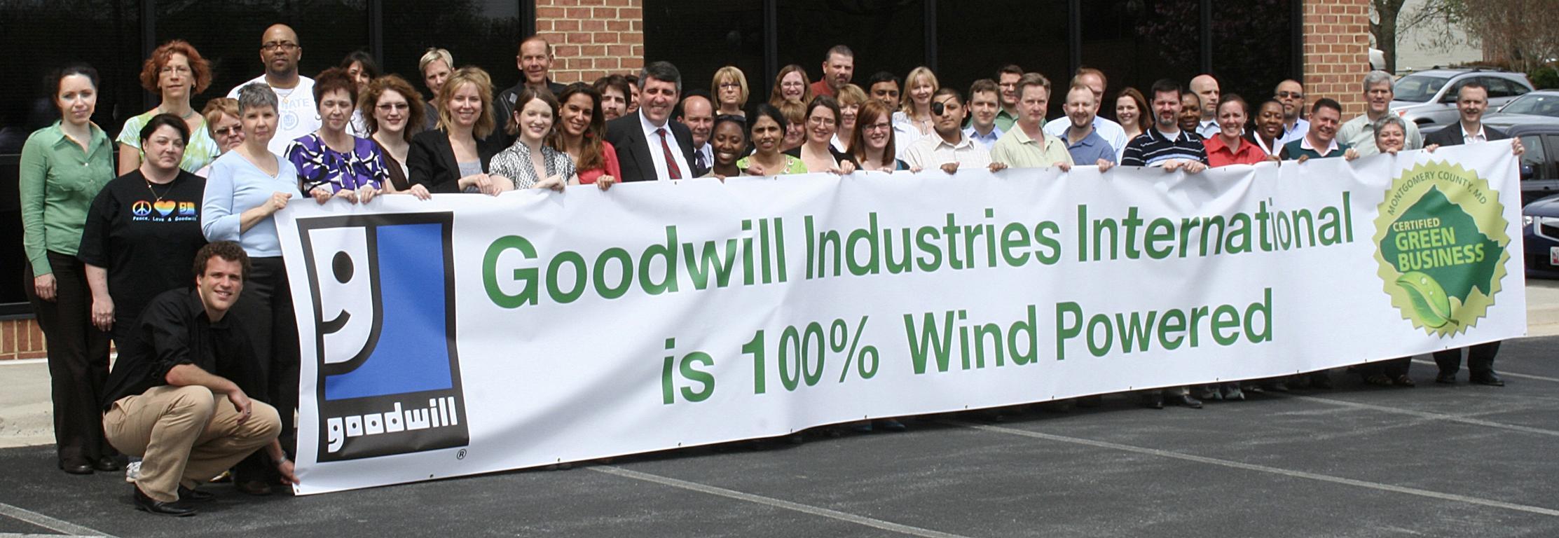 Goodwill-Banner