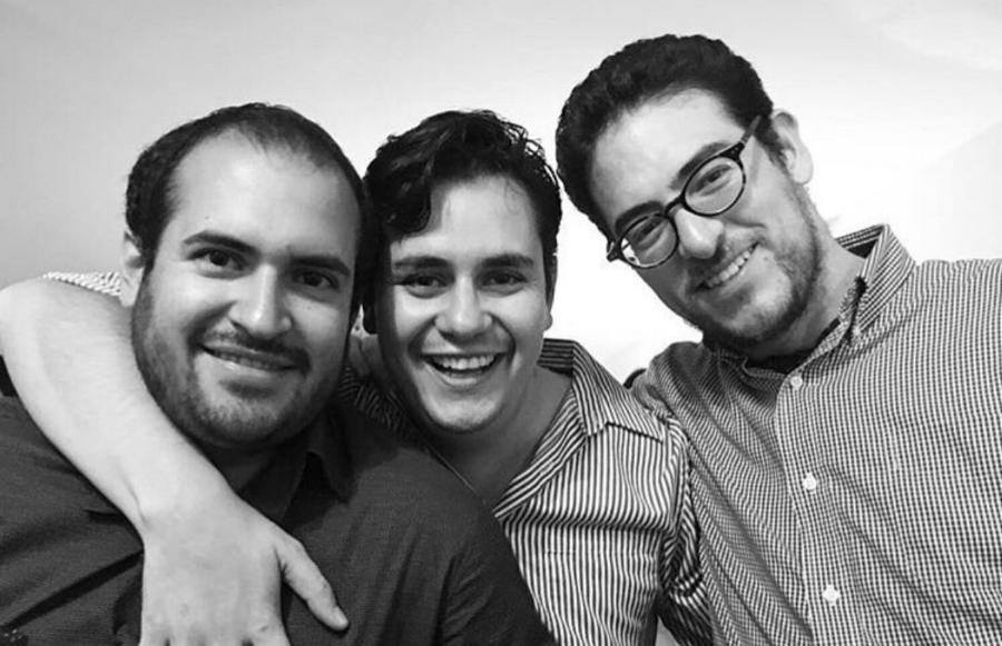 Juan Manuel Balcazar, Rodrigo Diaz and Matias Arnal - Founders of Urbanized