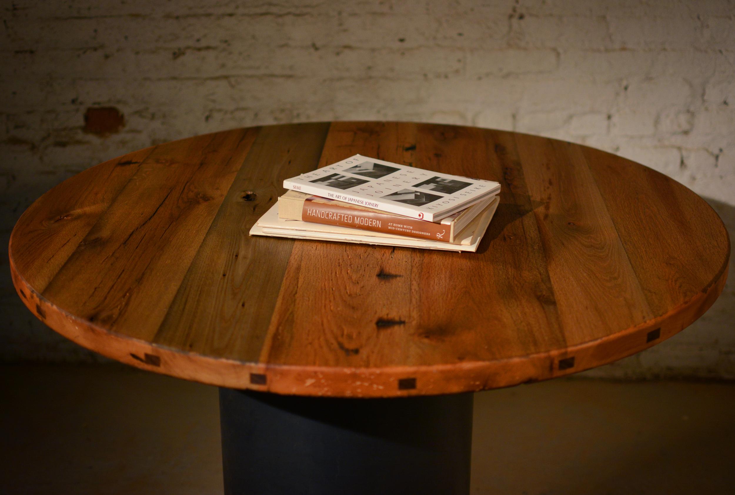 BOLES ROUND TABLE