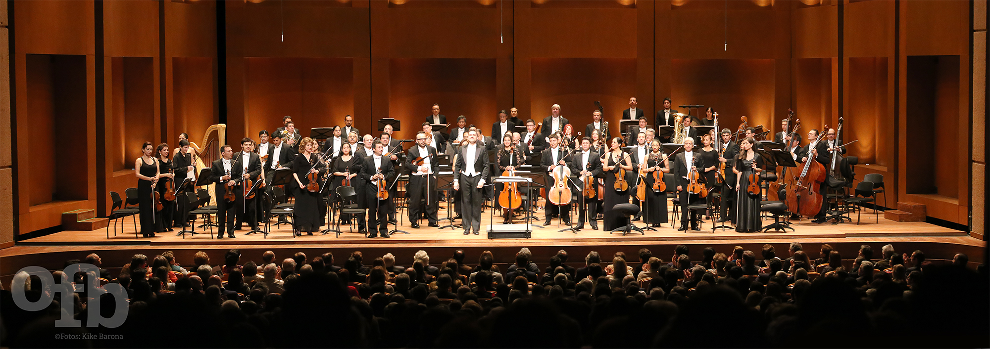 Orquesta Filarmónica de Bogotá - Felipe Aguirre