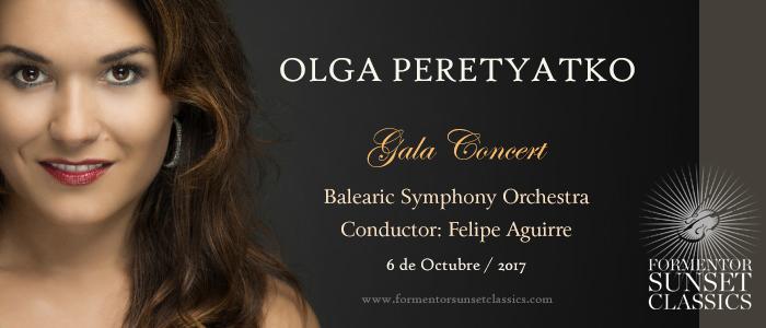 Olga Peretyatko - Felipe Aguirre