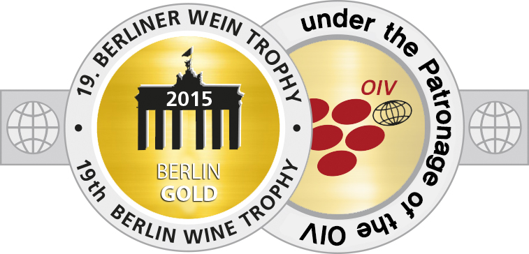 Medal BerlinWeinTrophy 2015 Gold.jpg