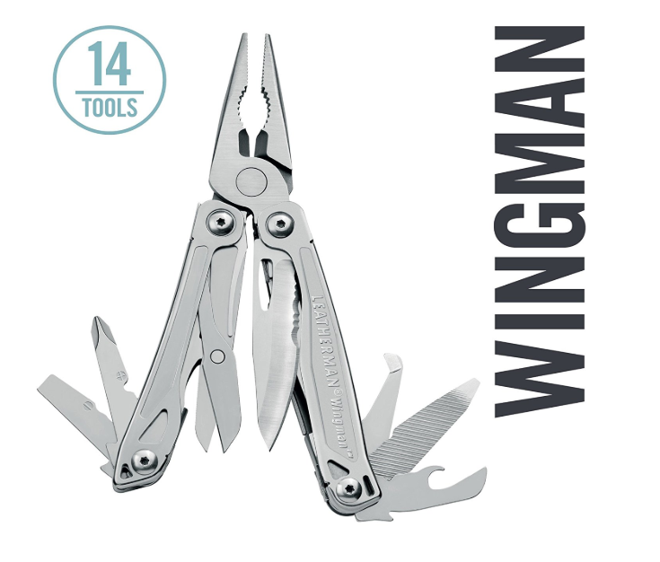 Multi Tool: only if he doesn't have one.(Everyone should) - Leatherman is a solid choice.