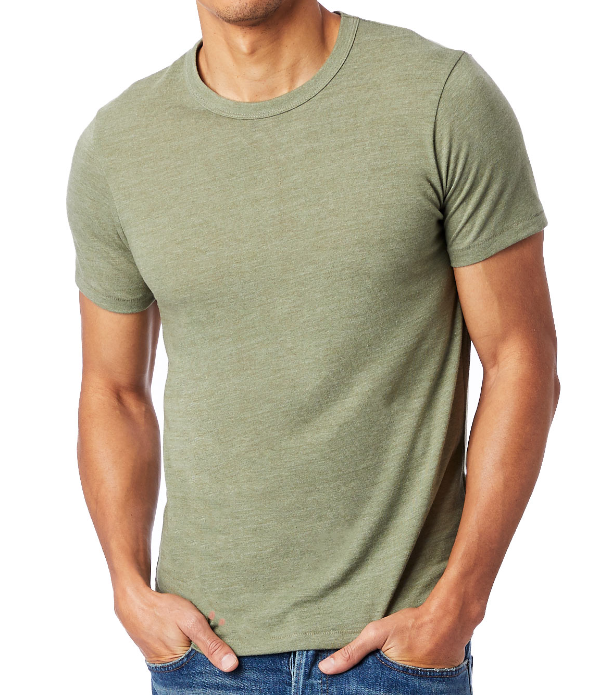 Quality T-shirts: - Don't go crazy and spend $50-60 on a T-shirt, that will make any Dad mad if he finds out, just on principle alone.However, I really appreciate quality and love what they do at Alternative Apparel. Eco conscious T-shirts made in America for under $30, they don't shrink and you can look like a boss in a T-shirt.