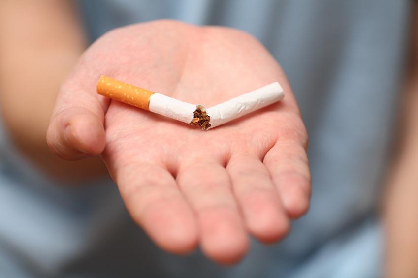 quit smoking acupuncture