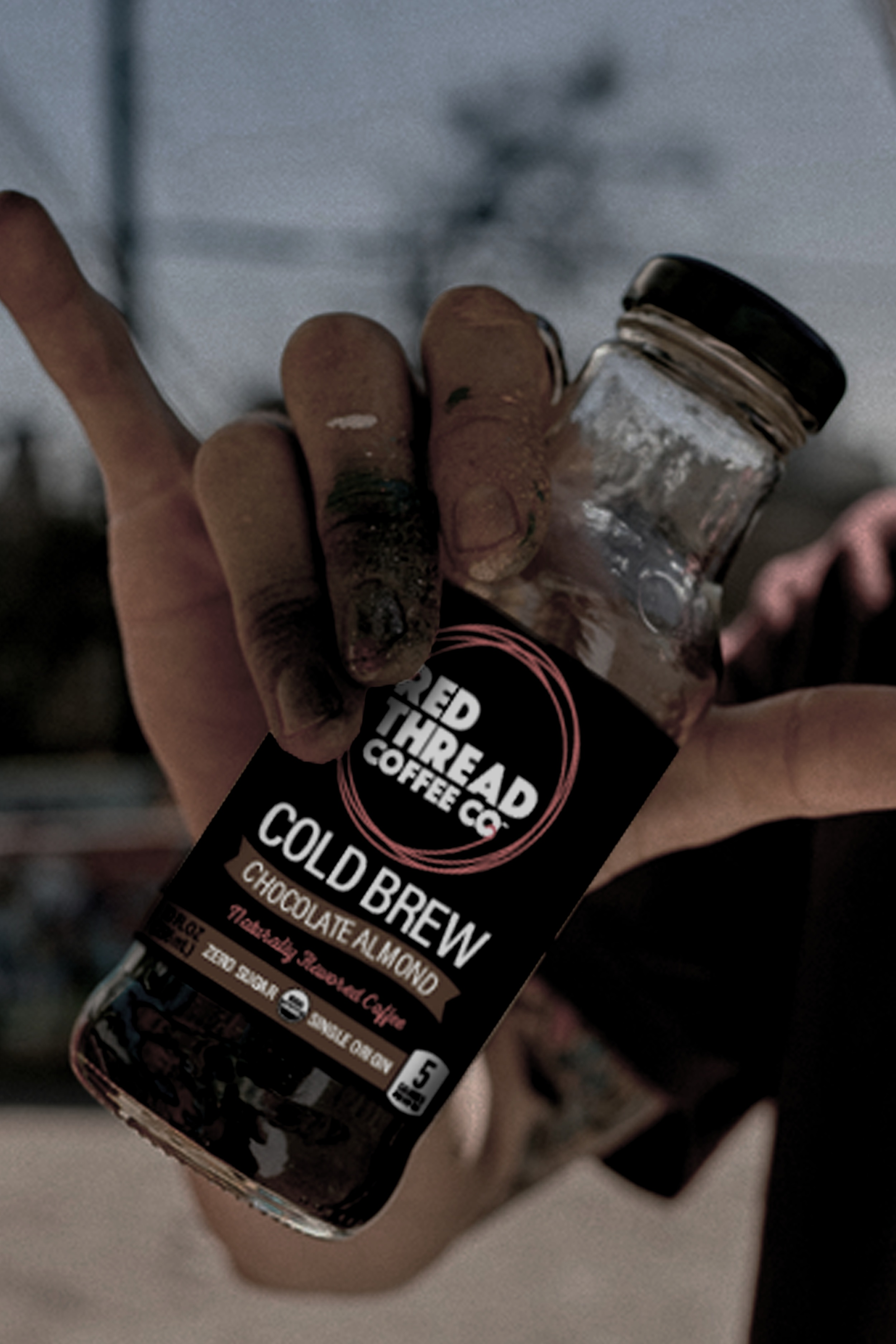 Ready to Drink Cold Brew - You open and drink it. It's that easy.