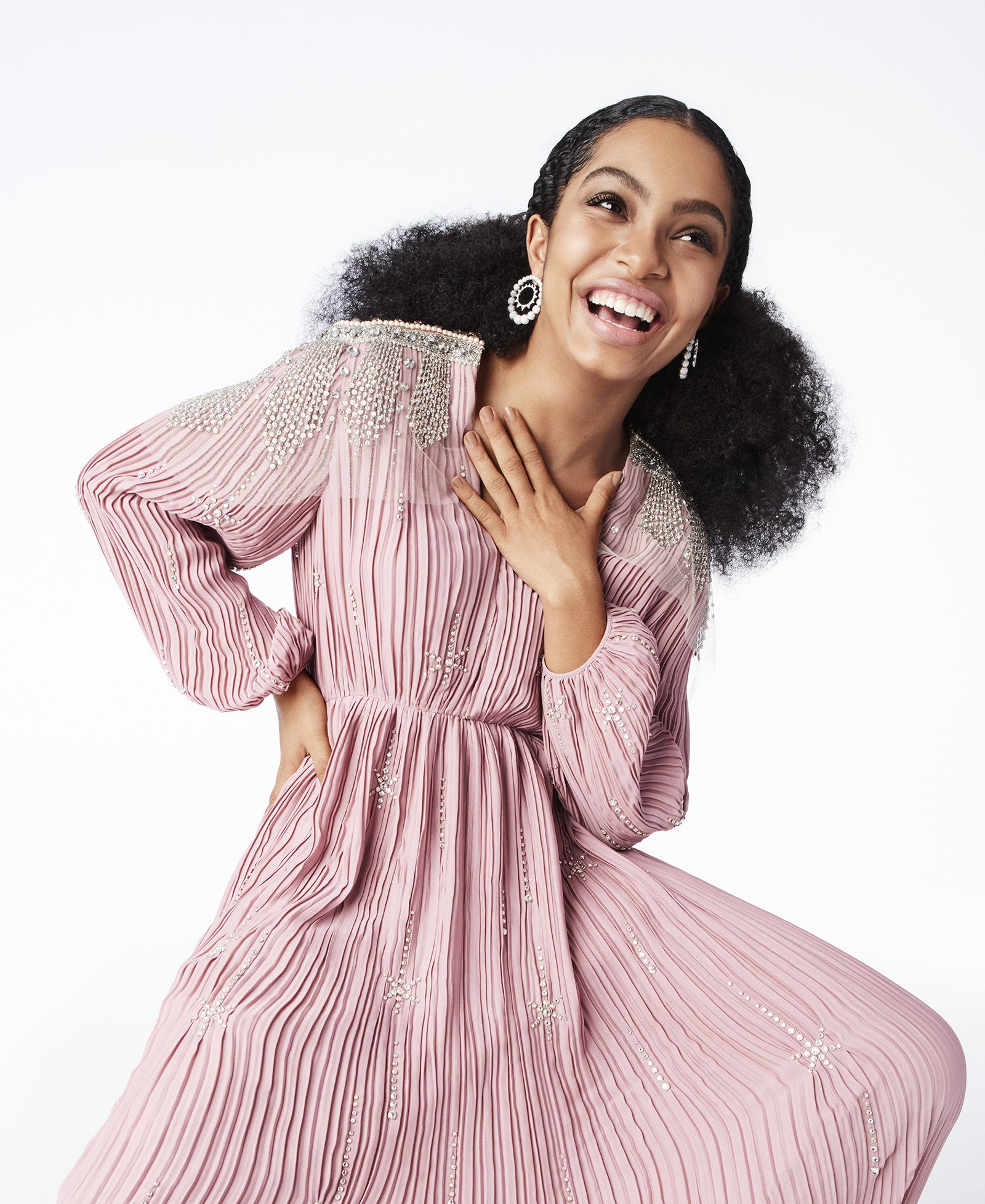 Yara Shahidi for VANITY FAIR