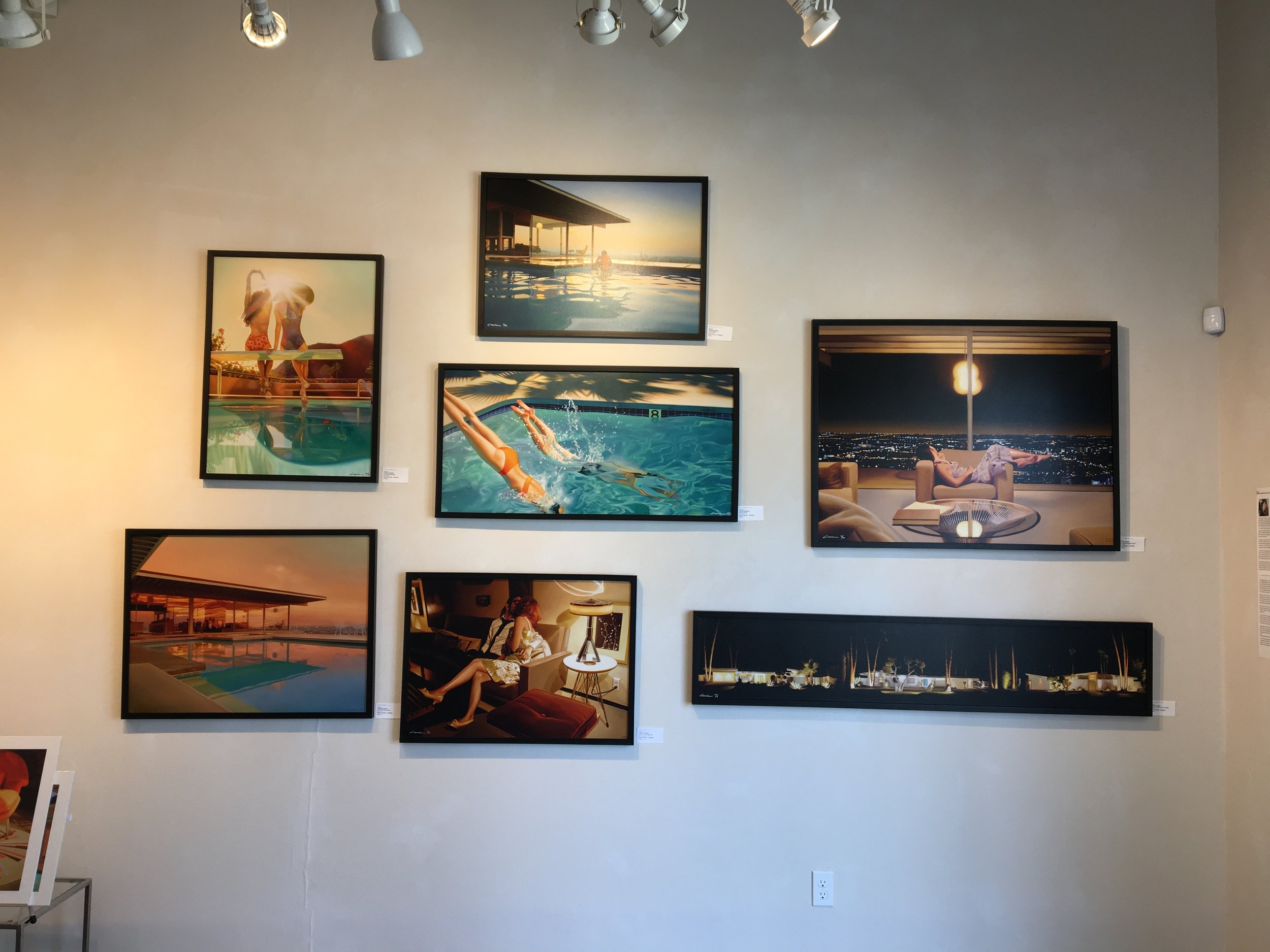 My other obsession artist Carrie Graber