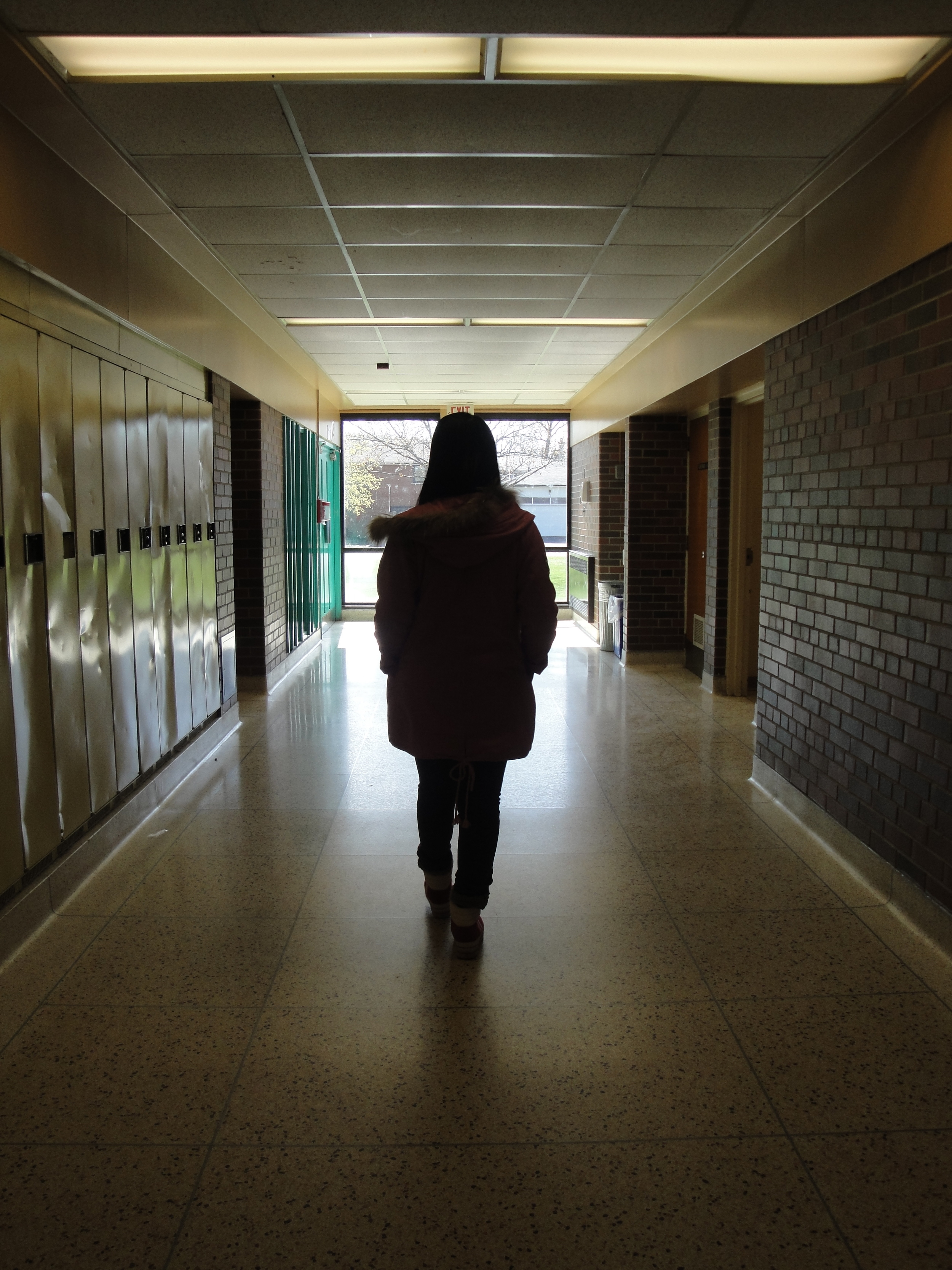 Report finds that applied stream students are more likely to drop out of school.