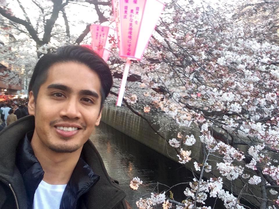 David Deen in Tokyo, Japan.
