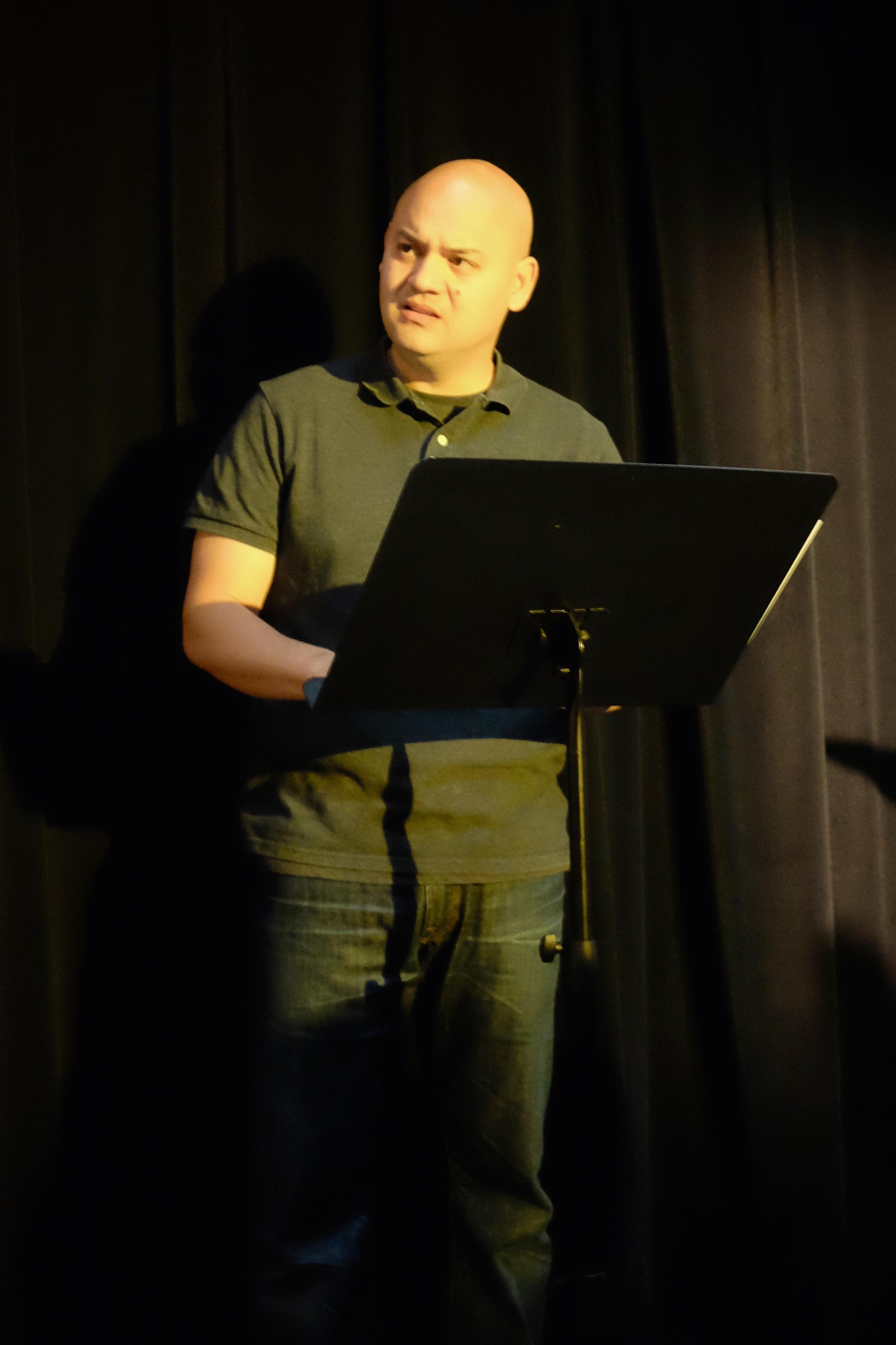 Anthony Malarky as Alfredo.