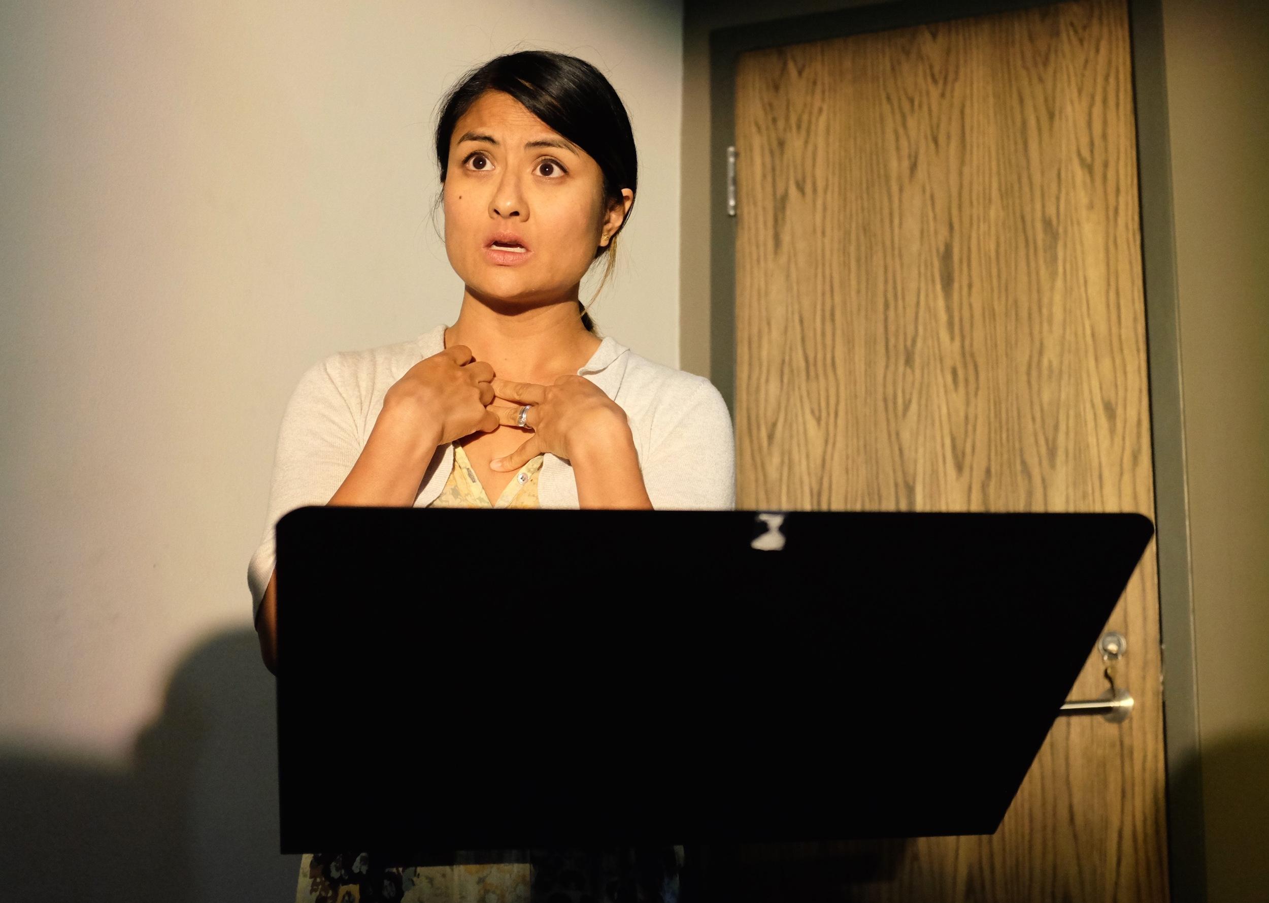 Jennifer Villaverde as Flor.