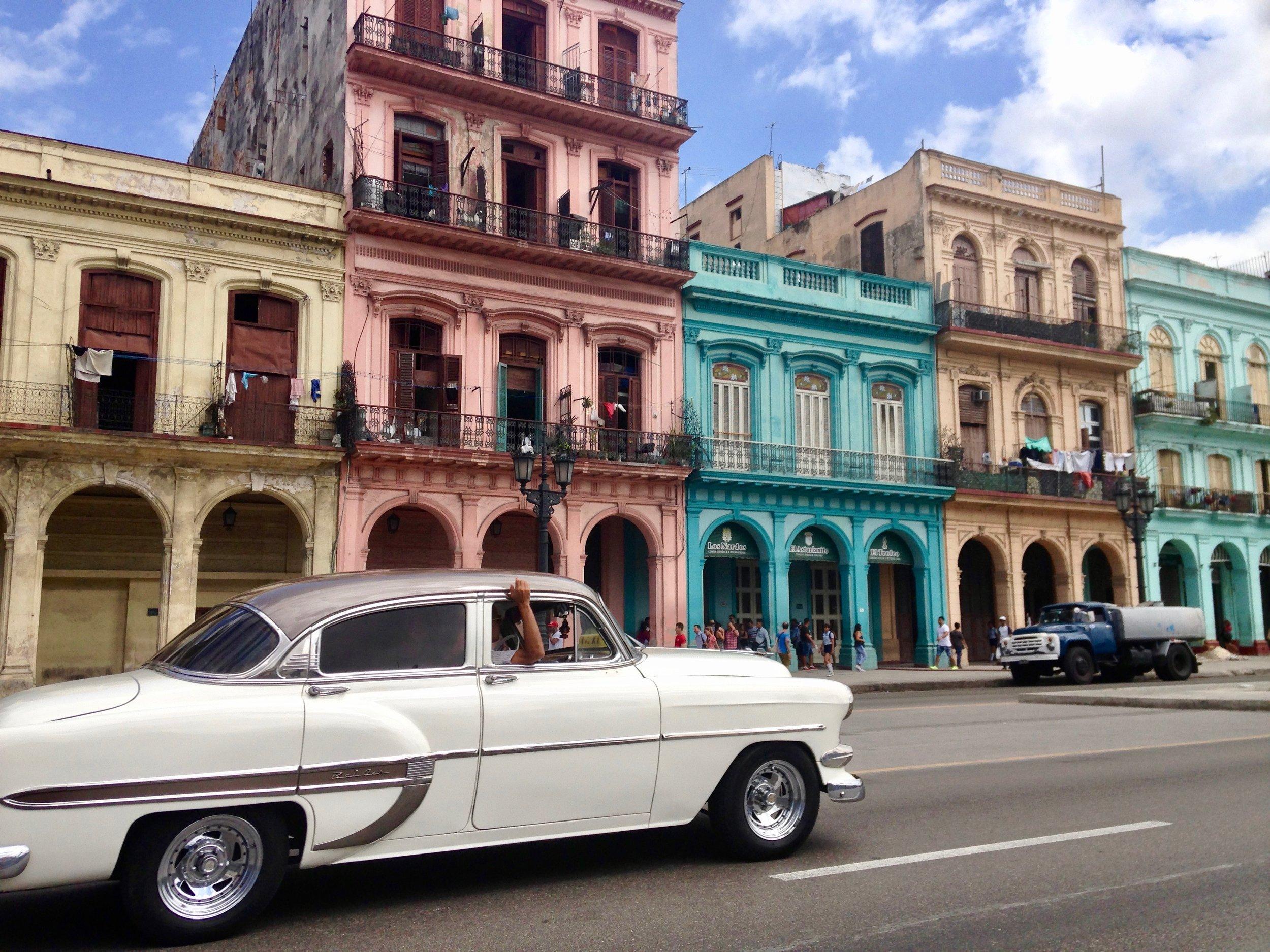 Classic Havana. Photo by J. Austria
