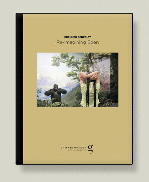 Mountain Gorilla,Re-Imagining Eden, exhibition catalog, Griffin Museum of Photography