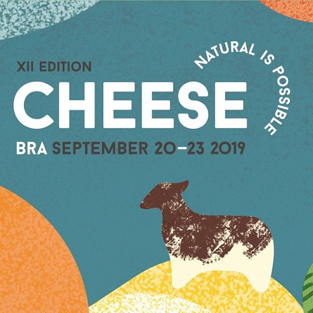 We're thrilled to see 'Cheese'- Slow Food's biennial cheese festival in Bra, Italy - celebrating the natural. And we've been invited to the main stage this year to discuss the significance of natural cheesemaking! We're also offering an unofficial 2-day class post-Cheese with students at @unisg_official and the @goodmoodfoodclub . Please message me with your email address if you'll be at the festival and are interested in attending the workshop. Hope to see you in Bra!