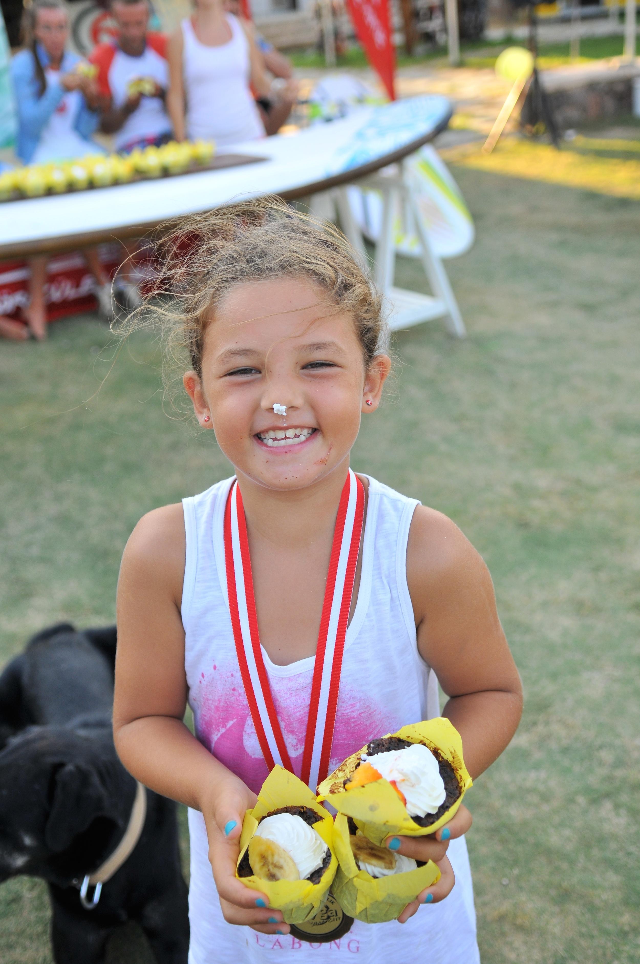 Süper Sörfçüler okulu Ödül Töreni