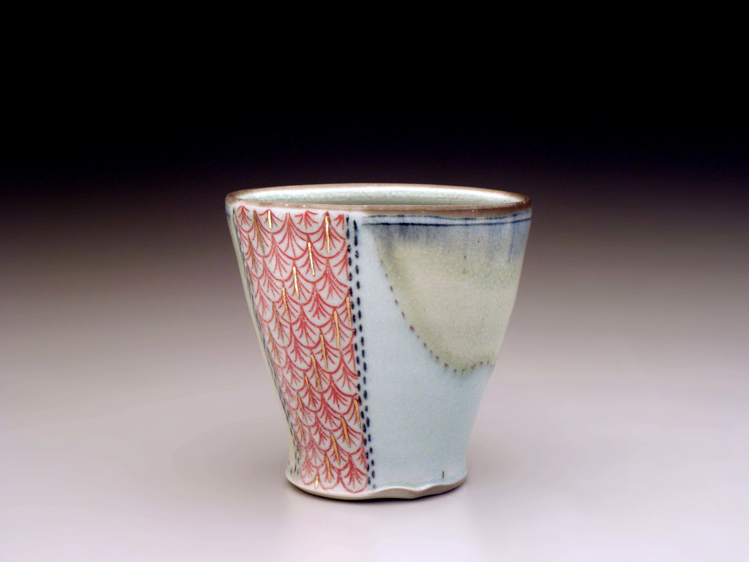 Feathered Cup