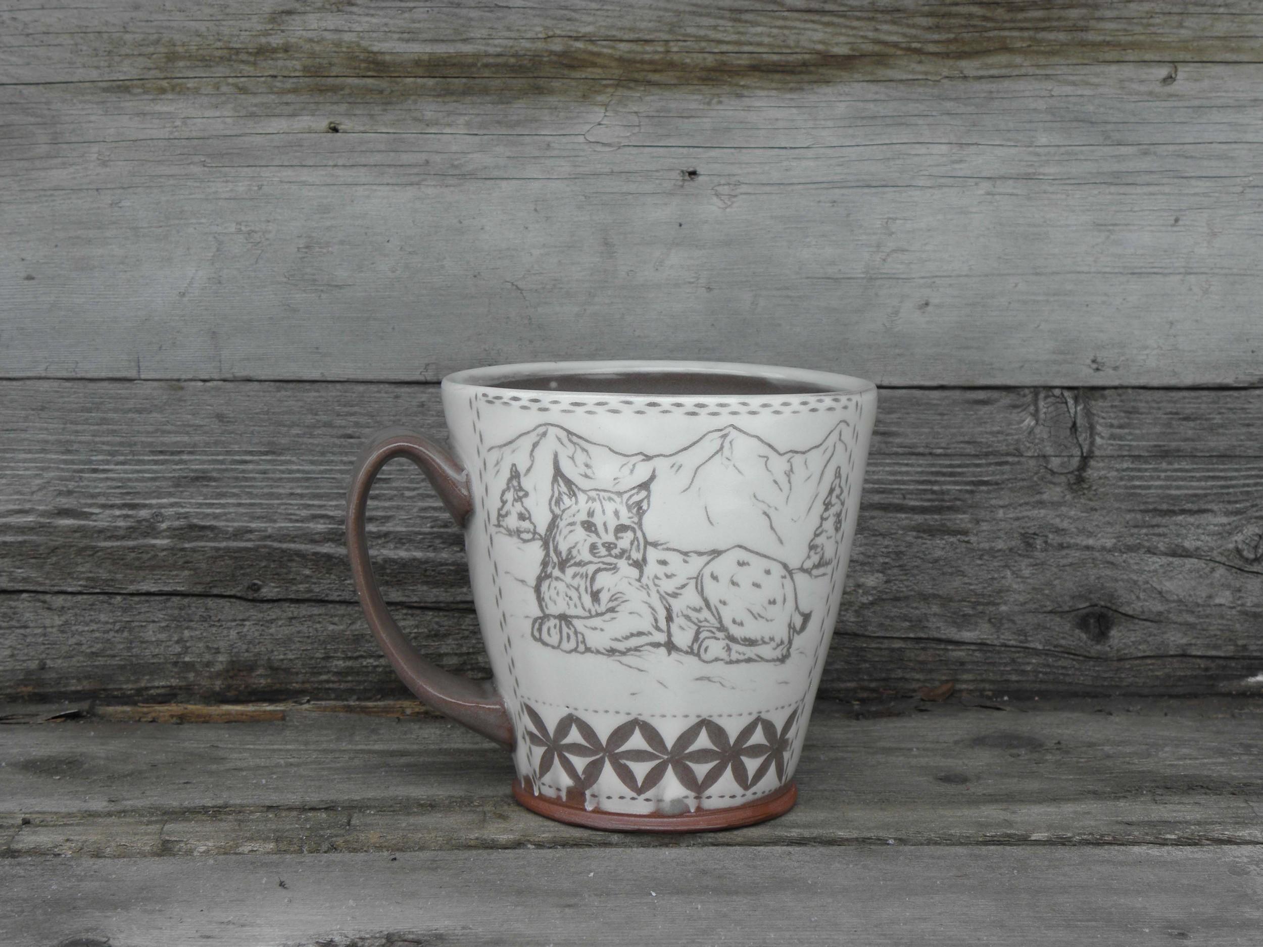 Lynx Mug