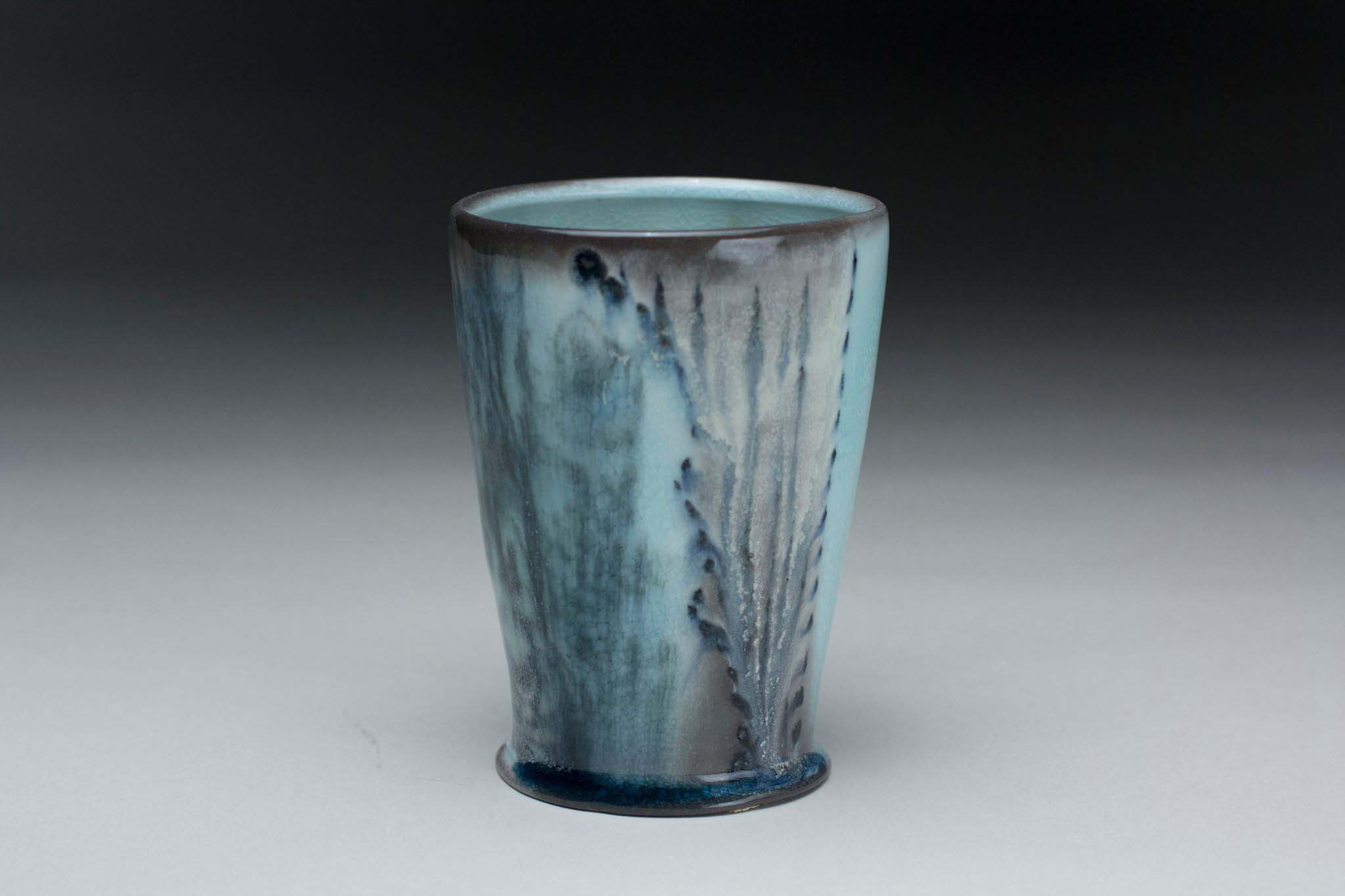 Poppy Waterfall Cup