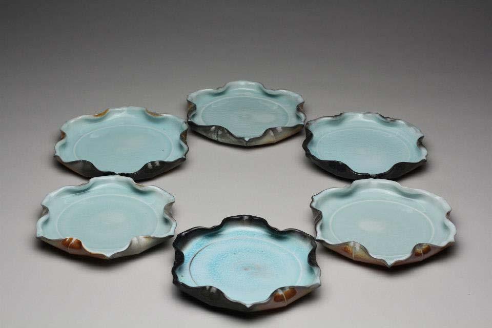 Fractal Plate Set