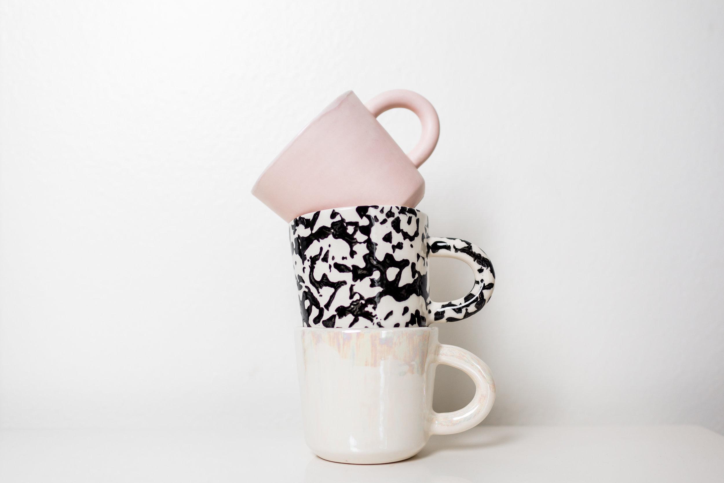 Mugs - $32-34