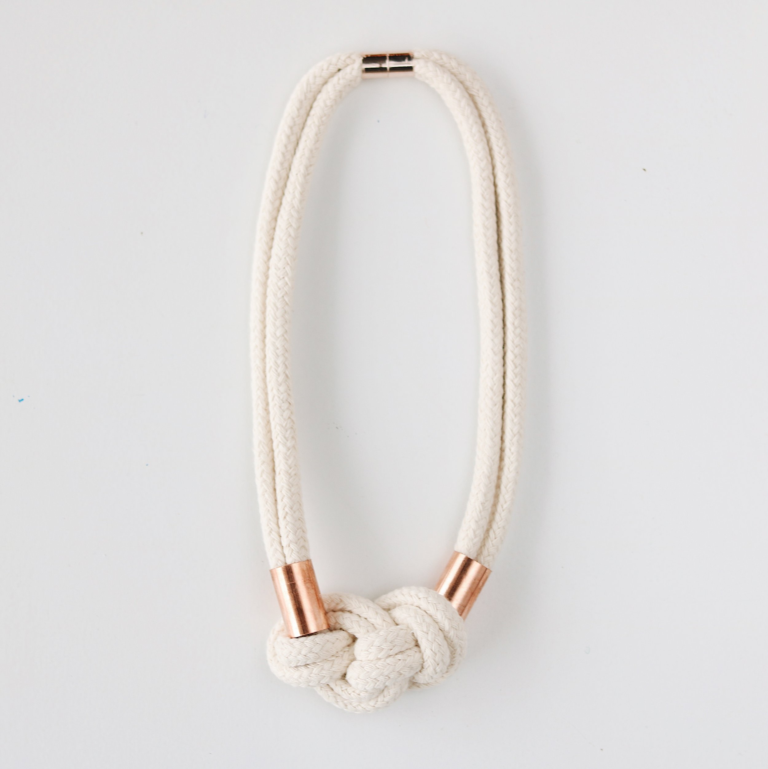KNOTTY Necklace - $58