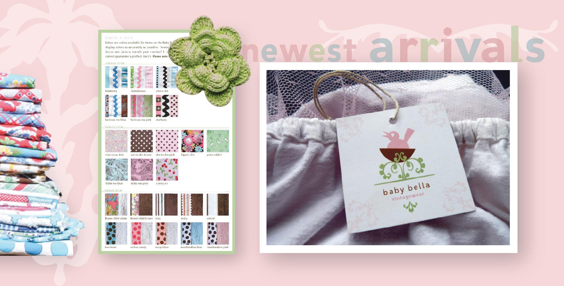 DesignCode : Brand Identity : Baby Bella : Gallery 3