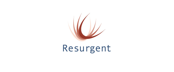 Resurgent Group Logo Design   | DesignCode | Austin, Texas