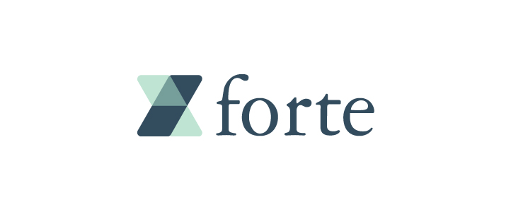 Forte Worldwide Inc Logo Design   | DesignCode | Austin, Texas