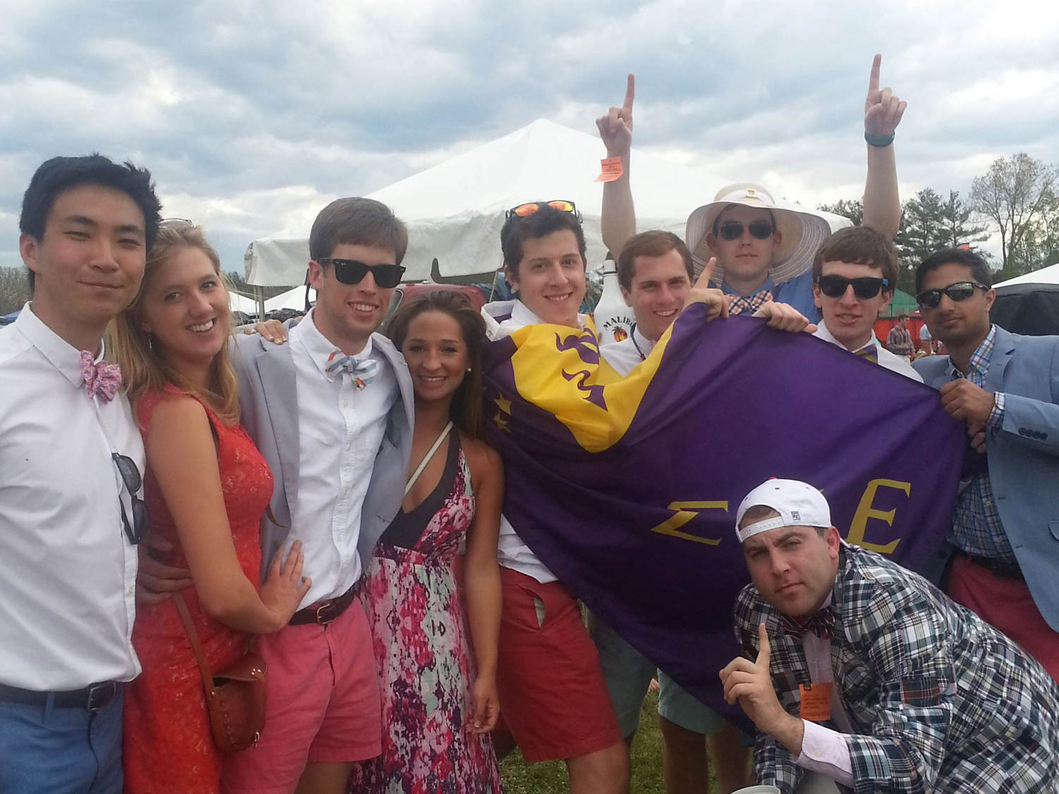 SAE at foxfields