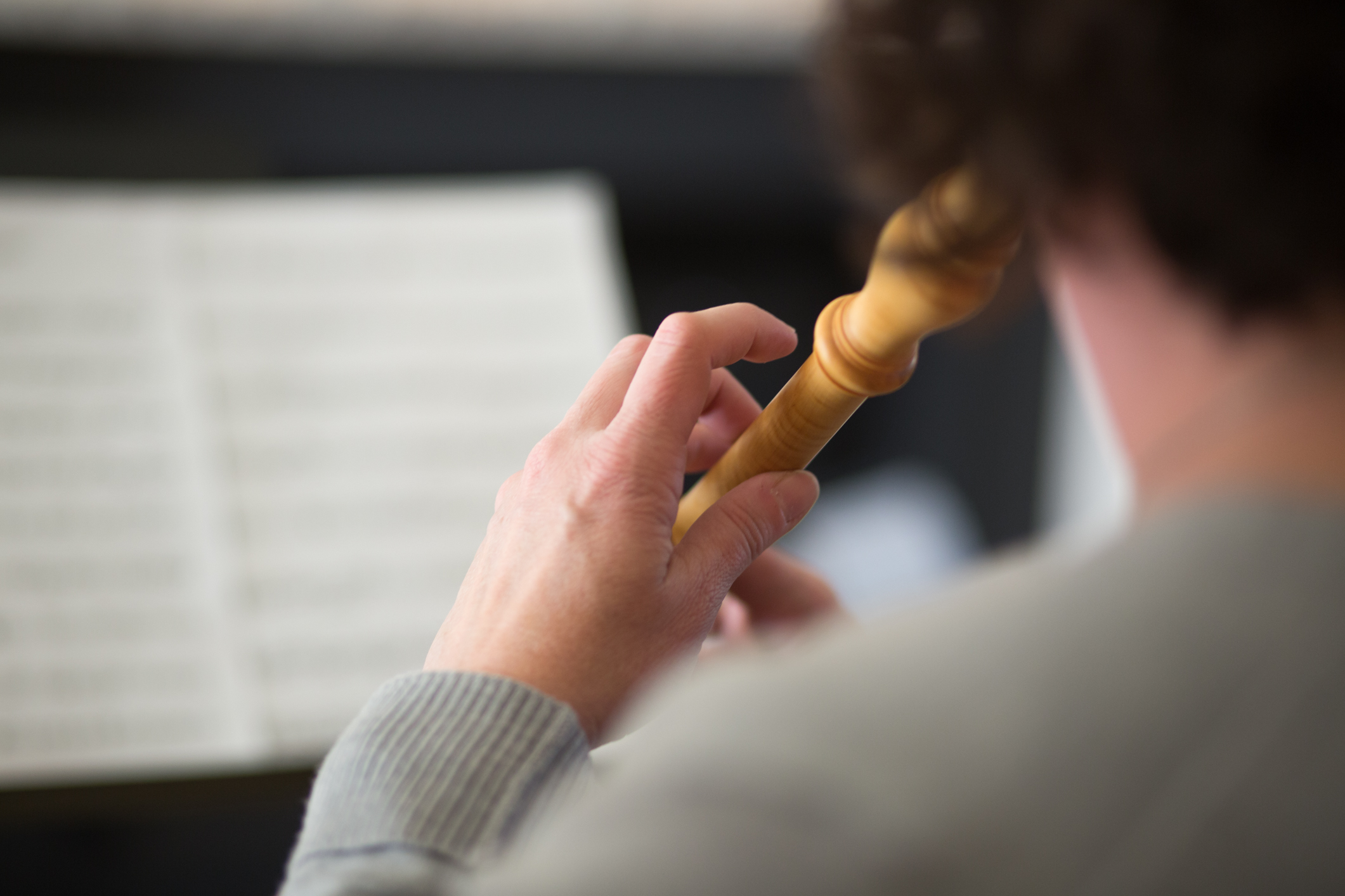 Meg Owens - Oboe and Recorder