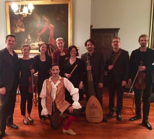 Elated and exhausted after a remarkable concert. The second in this year's Ravensong Series in Philadelphia